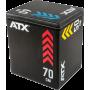 Skrzynia plyometryczna ATX® Soft Plyo-Box | 50x60x70cm ATX - 1 | klubfitness.pl | sprzęt sportowy sport equipment