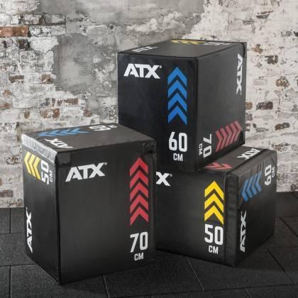 Skrzynia plyometryczna ATX® Soft Plyo-Box | 50x60x70cm,producent: ATX, zdjecie photo: 5 | online shop klubfitness.pl | sprzęt sp