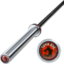 Gryf olimpijski prosty 220cm ATX LH-50-ATX-DLB | Sumo Dead Lift ATX - 1 | klubfitness.pl | sprzęt sportowy sport equipment