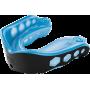 Ochraniacz szczęki Shock Doctor Gel Max | senior | black-blue Shock Doctor - 1 | klubfitness.pl | sprzęt sportowy sport equipmen