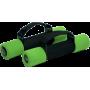 Hantle fitness z miękkim neoprenem HMS CM02 | 2x1kg HMS - 1 | klubfitness.pl | sprzęt sportowy sport equipment