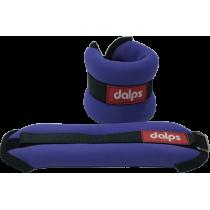 Obciążniki treningowe na rękę lub nogę Dalps 2x0,5kg | nylonowe DALPS - 1 | klubfitness.pl