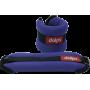 Obciążniki treningowe na rękę lub nogę Dalps 2x0,5kg | nylonowe,producent: DALPS, zdjecie photo: 1 | online shop klubfitness.pl