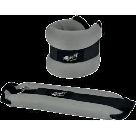 Obciążniki treningowe na rękę lub nogę Allright 2x1,0kg | nylonowe,producent: ALLRIGHT, zdjecie photo: 1 | klubfitness.pl | sprz