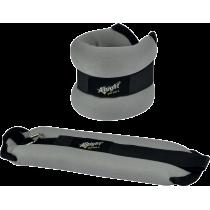 Obciążniki treningowe na rękę lub nogę Allright 2x1,0kg   nylonowe,producent: ALLRIGHT, zdjecie photo: 1   online shop klubfitne