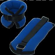 Obciążniki treningowe na rękę lub nogę Stayer 2x0,5kg   nylonowe Stayer Sport - 1   klubfitness.pl   sprzęt sportowy sport equip