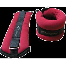 Obciążniki treningowe na rękę lub nogę Spokey 2x0,5kg | nylonowe,producent: Spokey, zdjecie photo: 1 | klubfitness.pl | sprzęt s