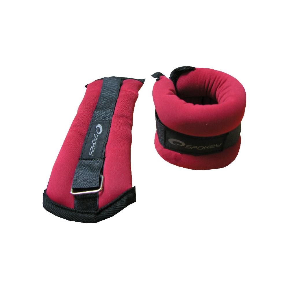 Obciążniki treningowe na rękę lub nogę Spokey 2x0,5kg | nylonowe Spokey - 1 | klubfitness.pl | sprzęt sportowy sport equipment