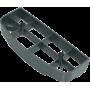 Podstopień stepa do aerobiku   szary   29x11,5x5cm,producent: NONAME, zdjecie photo: 1   online shop klubfitness.pl   sprzęt spo