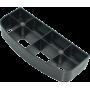 Podstopień stepa do aerobiku | czarny | 29,5x12x6cm NONAME - 1 | klubfitness.pl | sprzęt sportowy sport equipment