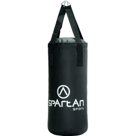 Worek bokserski 50x25cm Spartan Sport | czarny | skóra PU,producent: SPARTAN SPORT, zdjecie photo: 1 | online shop klubfitness.p