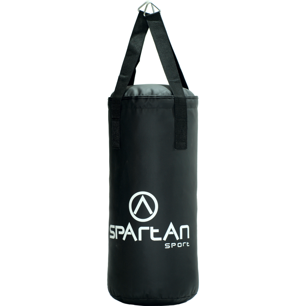 Worek bokserski 62x30cm Spartan Sport | czarny | skóra PU,producent: SPARTAN SPORT, zdjecie photo: 1 | online shop klubfitness.p