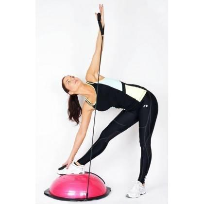 Platforma do balansowania z linkami Insportline Dome Advance | czerwona,producent: Insportline, zdjecie photo: 5 | online shop k
