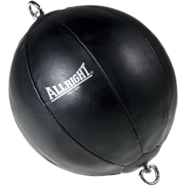 Gruszka bokserska na gumach Allright Black 23cm,producent: FIGHTER, zdjecie photo: 1 | online shop klubfitness.pl | sprzęt sport