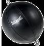 Gruszka bokserska na gumach Allright Black 23cm,producent: FIGHTER, zdjecie photo: 1 | klubfitness.pl | sprzęt sportowy sport eq