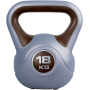Hantla winylowa kettlebell Insportline 18kg Insportline - 1 | klubfitness.pl