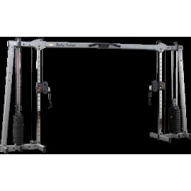 Brama wielofunkcyjna Body-Solid GDCC250 | stosy 2x72kg,producent: Body-Solid, zdjecie photo: 1 | online shop klubfitness.pl | sp