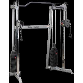 Brama treningu funkcjonalnego GDCC200 Body-Solid | stosy 2x72kg BodySolid - 1 | klubfitness.pl