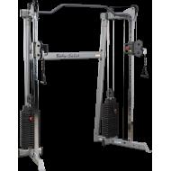 Brama wielofunkcyjna Body-Solid GDCC200 | stosy 2x72kg,producent: Body-Solid, zdjecie photo: 1 | online shop klubfitness.pl | sp