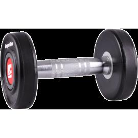 Hantla stała uretanowa insportline Pro 6kg Insportline - 1 | klubfitness.pl | sprzęt sportowy sport equipment