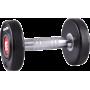 Hantla stała uretanowa insportline Pro 6kg,producent: Insportline, zdjecie photo: 1 | klubfitness.pl | sprzęt sportowy sport equ