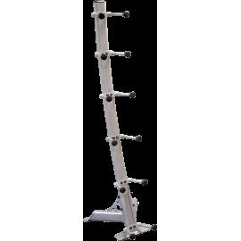 Stojak na piłki lekarskie Body-Solid GMR10 | 6 uchwytów,producent: Body-Solid, zdjecie photo: 1 | klubfitness.pl | sprzęt sporto