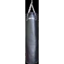 Worek treningowy 120x35cm Fighter PU Black | wypełniony,producent: FIGHTER, zdjecie photo: 4 | online shop klubfitness.pl | sprz