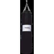Worek treningowy 120x35cm Fighter Vinyl Black | wypełniony,producent: FIGHTER, zdjecie photo: 6 | online shop klubfitness.pl | s
