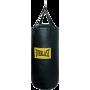 Worek treningowy 84x35cm Everlast PU 4004 | czarny | wypełniony Everlast - 1 | klubfitness.pl | sprzęt sportowy sport equipment