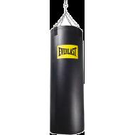 Worek treningowy 123x35cm Everlast PU 4000 | czarny | wypełniony Everlast - 1 | klubfitness.pl | sprzęt sportowy sport equipment