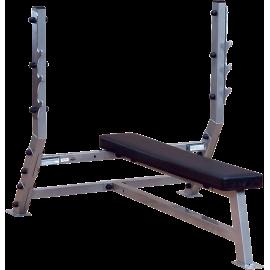 Ławka pod sztangę Body-Solid SFB349G | olimpijska pozioma,producent: Body-Solid, zdjecie photo: 1 | online shop klubfitness.pl |