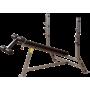 Ławka pod sztangę Body-Solid SDB351G | olimpijska | negatywna Body-Solid - 1 | klubfitness.pl