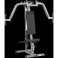 Stanowisko na wolne obciążenia Body-Solid GPM65 klatka piersiowa plecy,producent: Body-Solid, zdjecie photo: 3 | online shop klu