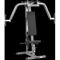 Stanowisko klatka piersiowa GPM65 Body-Solid Pec Dec Machine | wolne obciążenia BodySolid - 1 | klubfitness.pl