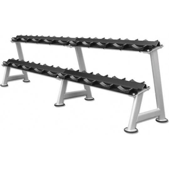 Stojak na hantle Ironsports R-3025-HS   2 poziomy   125cm ÷ 500cm,producent: IRONSPORTS, zdjecie photo: 1   online shop klubfitn