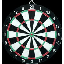Tarcza dart na ostre rzutki | dwustronna | średnica 41cm NONAME - 1 | klubfitness.pl | sprzęt sportowy sport equipment