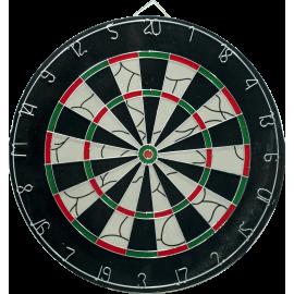 Tarcza dart na ostre rzutki | dwustronna | średnica 44cm | 2 jakość,producent: NONAME, zdjecie photo: 1 | online shop klubfitnes