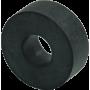 Gumowy odbój | zewnętrzna Ø65mm | wewnętrzna Ø26mm | wysokość 24mm NONAME - 1 | klubfitness.pl