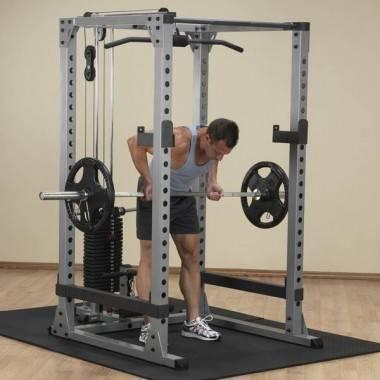 Przystawka BODY-SOLID GLA378 wyciąg ze stosem 95kg,producent: BODY-SOLID, photo: 3