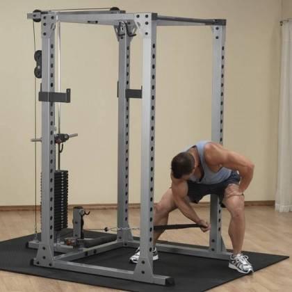 Przystawka BODY-SOLID GLA378 wyciąg ze stosem 95kg,producent: BODY-SOLID, photo: 4