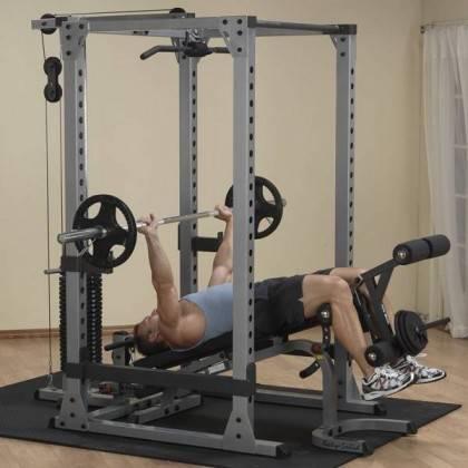 Przystawka BODY-SOLID GLA378 wyciąg ze stosem 95kg,producent: BODY-SOLID, photo: 6