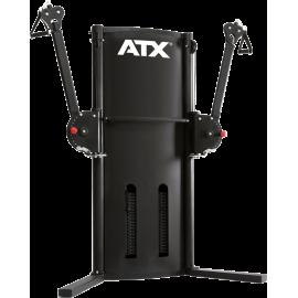 Brama z nastawnymi ramionami ATX FTX-4000 | stos 2x90,5kg ATX® - 1 | klubfitness.pl