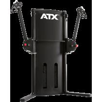 Brama nastawne ramiona ATX® FTX-4000 Multi Motion Functional Trainer | stos 2x90.5kg ATX® - 1 | klubfitness.pl