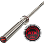 Gryf olimpijski 220cm LH-50-ATX-TWL ATX® | Weightlifting Training Bar ATX® - 1 | klubfitness.pl