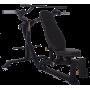 Ławka treningowa izolowane ramiona Powertec WB-MP16 | wolne obciążenia,producent: Powertec, zdjecie photo: 1 | klubfitness.pl |