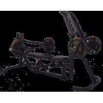 Ławka treningowa izolowane ramiona Powertec WB-MP16   wolne obciążenia,producent: Powertec, zdjecie photo: 4   online shop klubf