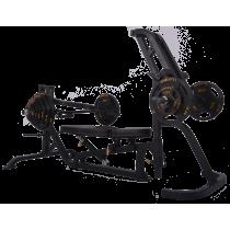 Ławka treningowa izolowane ramiona Powertec WB-MP16   wolne obciążenia,producent: Powertec, zdjecie photo: 5   online shop klubf
