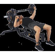 Ławka treningowa izolowane ramiona Powertec WB-MP16   wolne obciążenia,producent: Powertec, zdjecie photo: 8   online shop klubf