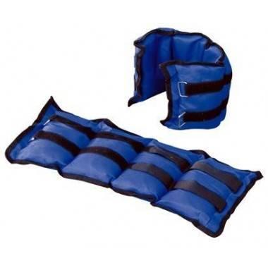 Obciążniki treningowe 2 x 1,5 kg na rękę lub nogę niebieskie,producent: STAYER SPORT, photo: 1