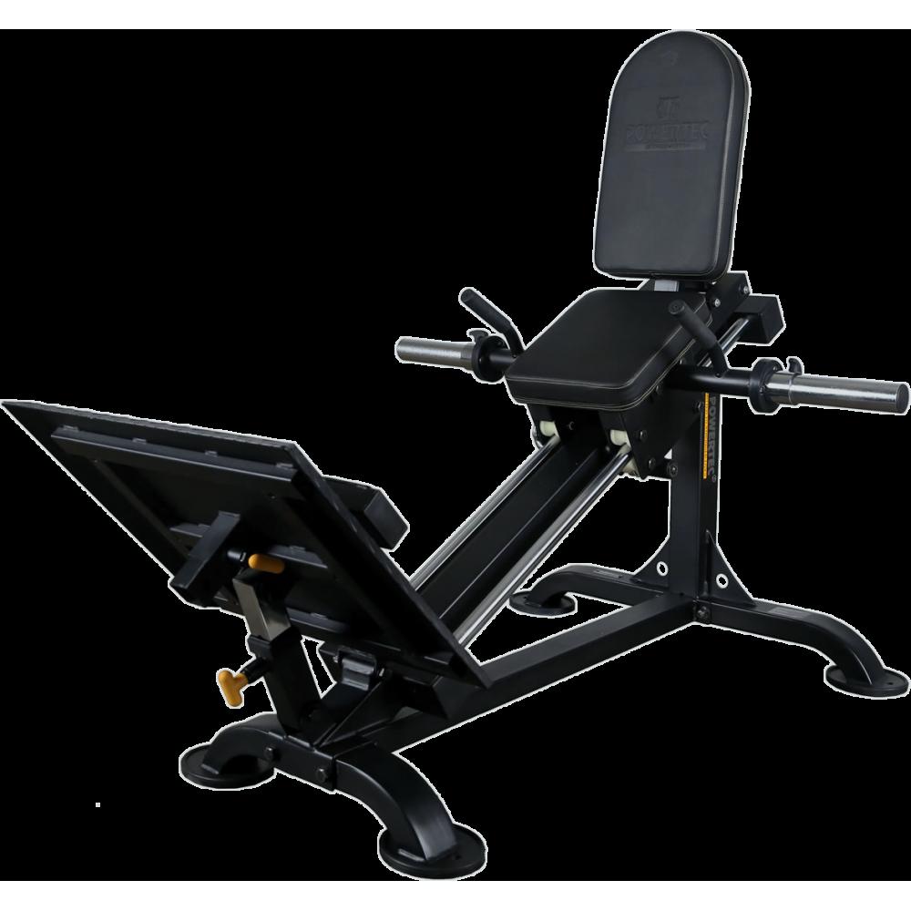 Suwnica do przysiadów Powertec P-CLS | Compact Leg Sled,producent: Powertec, zdjecie photo: 1 | online shop klubfitness.pl | spr